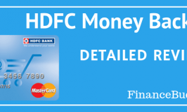 HDFC Money Back Credit Card | Features And Benefits | Review 2019