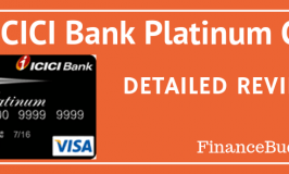ICICI Platinum Chip Credit Card | Features & Benefits | Review 2019