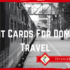 5 credit cards for domestic travel in india