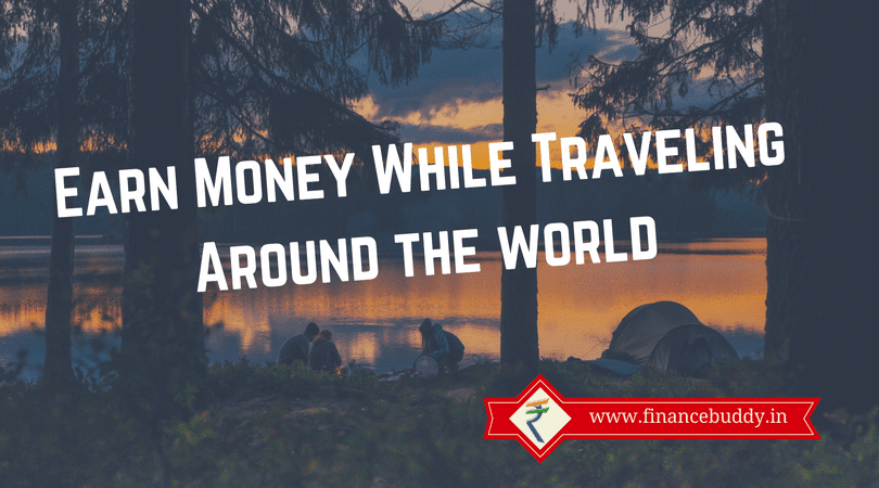 earn money online with travel