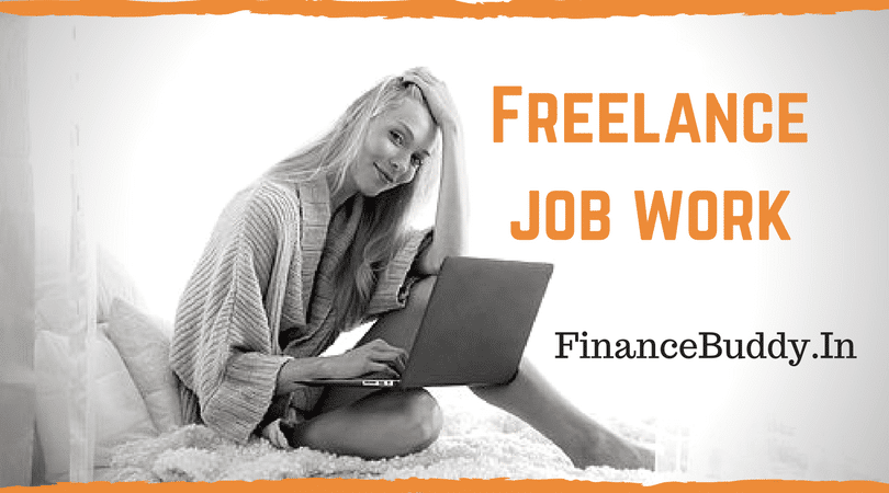 earn money with Freelance job work
