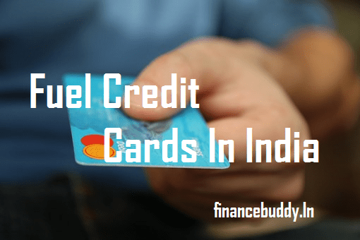 fuel credit card in india