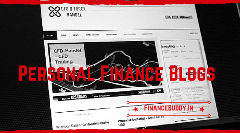 Personal Finance Blogs: 25 Best Finance Blogs In India 2018