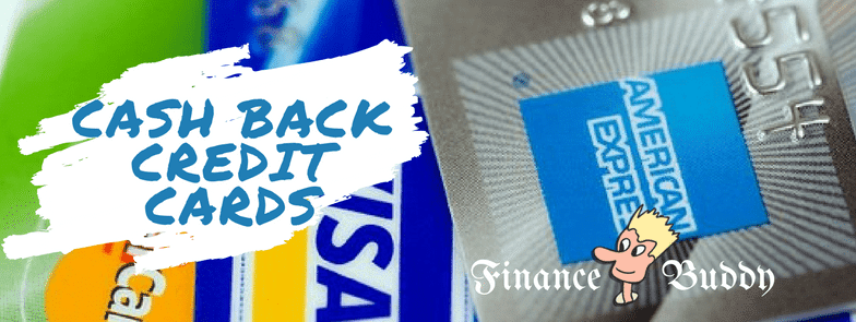 cash back credit cards in India