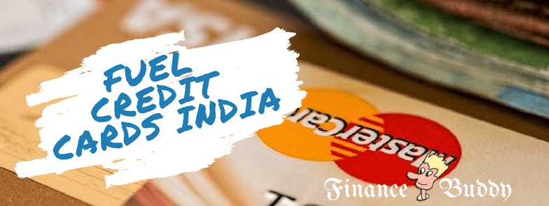 Fuel credit cards in India
