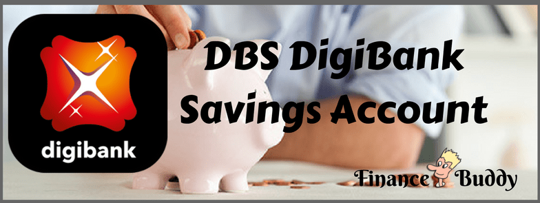 DBS DigiBank Savings Account- First Digital Saving Account In India